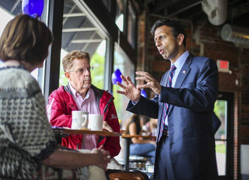 Bobby Jindal 'unafraid' of deficit he faces in 'wide open' presidential race _lowres