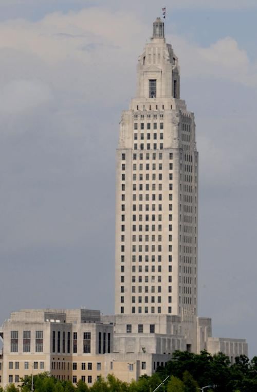 Louisiana State Capitol _lowres