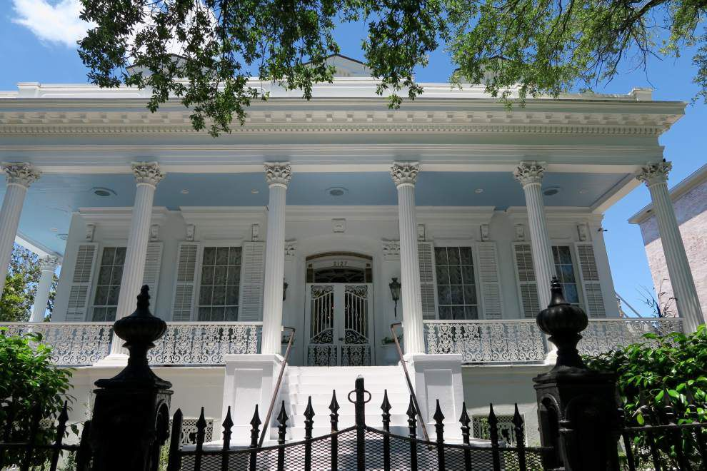 In an antebellum Prytania Street mansion, Altamura plans old-school Italian cuisine and a setting fit for Sinatra _lowres