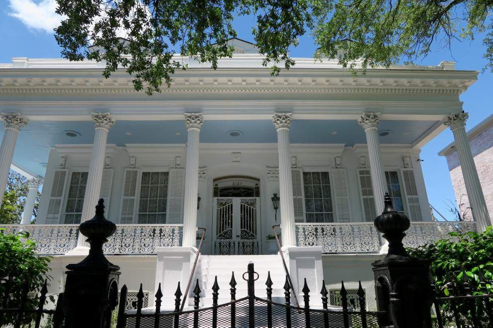 In an antebellum Prytania Street mansion, Altamura plans old ...