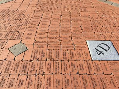 Blake Pontchartrain: The bricks at the Audubon Aquarium_lowres