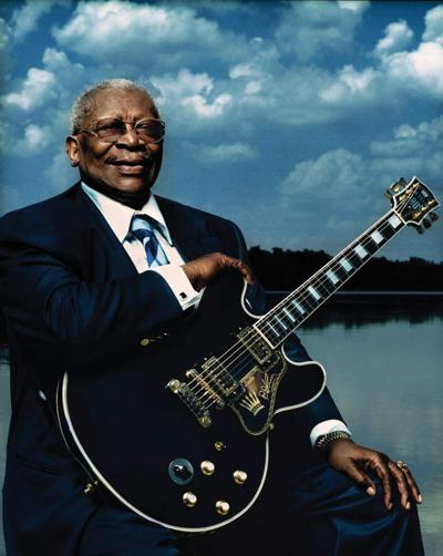 Letter: Singing the praises of B.B. King's music _lowres