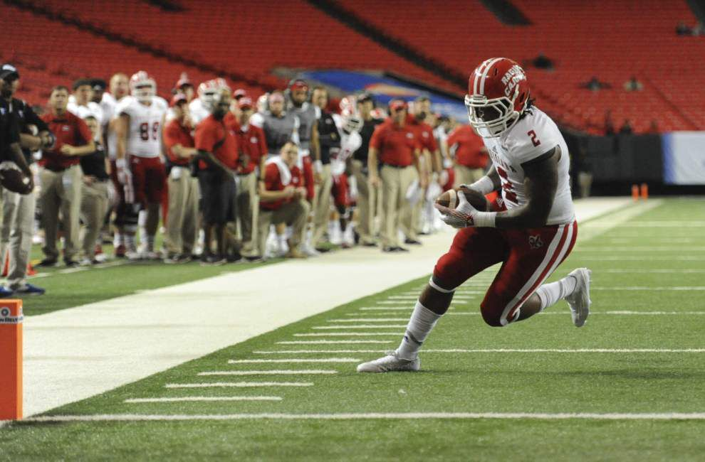 Cajuns defense, special teams come through late for 23-21 win at Georgia State _lowres