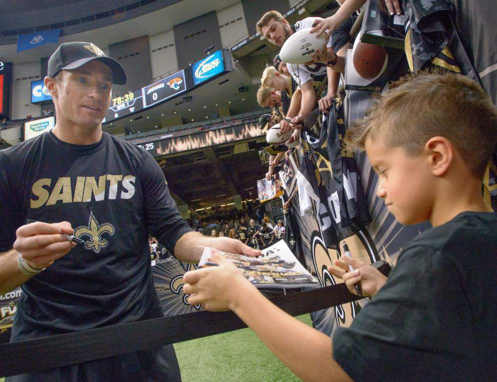 Saints replay: In-game updates from win vs. Jaguars _lowres