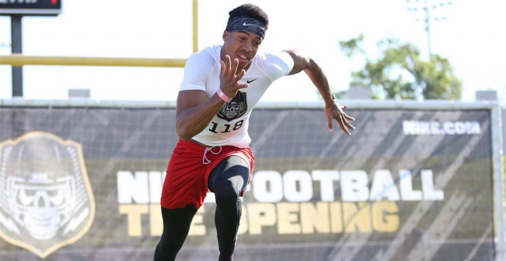 Houston-area receiver Mannie Netherly commits to LSU