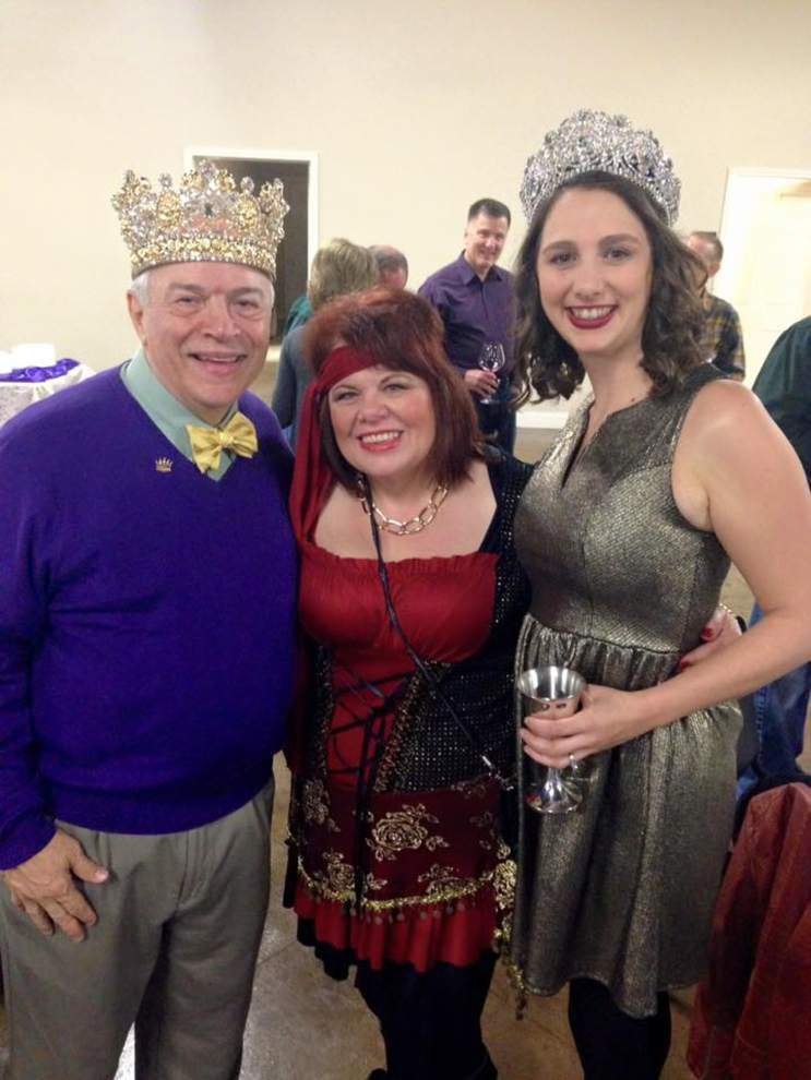 Hammond Krewe of Omega holds annual Twelfth Night Party, sees record attendance _lowres