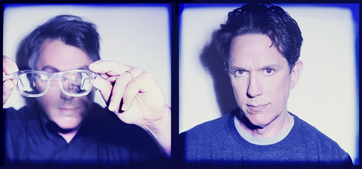 They Might Be Giants press pic for Red