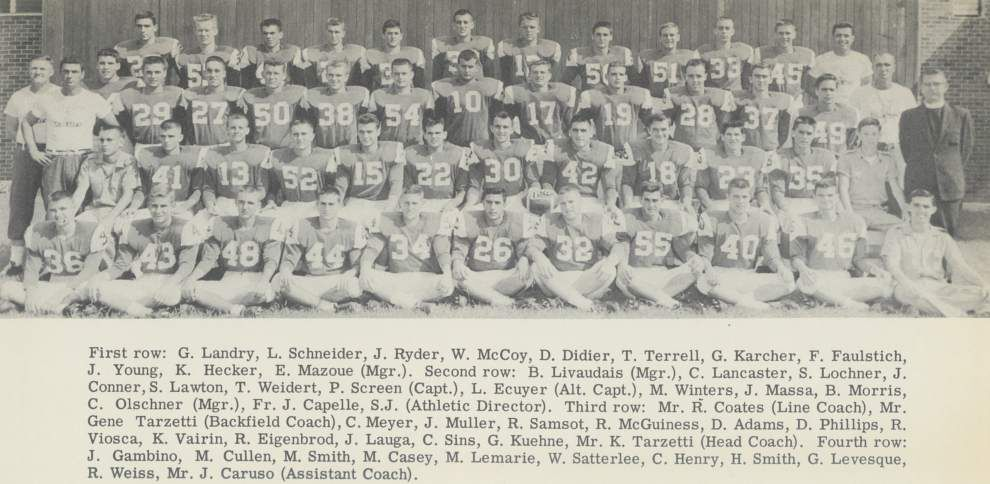 Jesuit's state title recalls 1960's season to remember _lowres