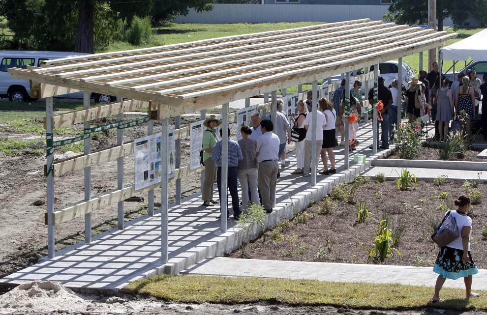 New Gentilly exhibit details levee failures that flooded New Orleans in 2005 _lowres