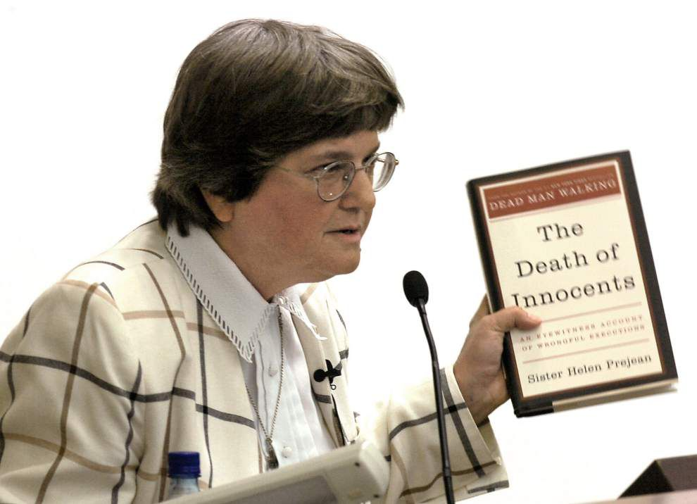 Louisiana's Sister Helen Prejean testifies in Boston Marathon bombing trial, says Dzhokhar Tsarnaev expressed genuine sorrow _lowres