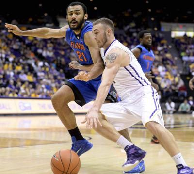 LSU men's basketball team projected as No. 9 or No. 11 seed in the NCAA tournament field _lowres