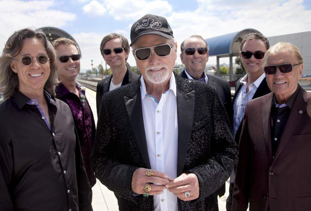 Surfin' Baton Rouge — The Beach Boys to perform Thursday, March 3 at the River Center _lowres