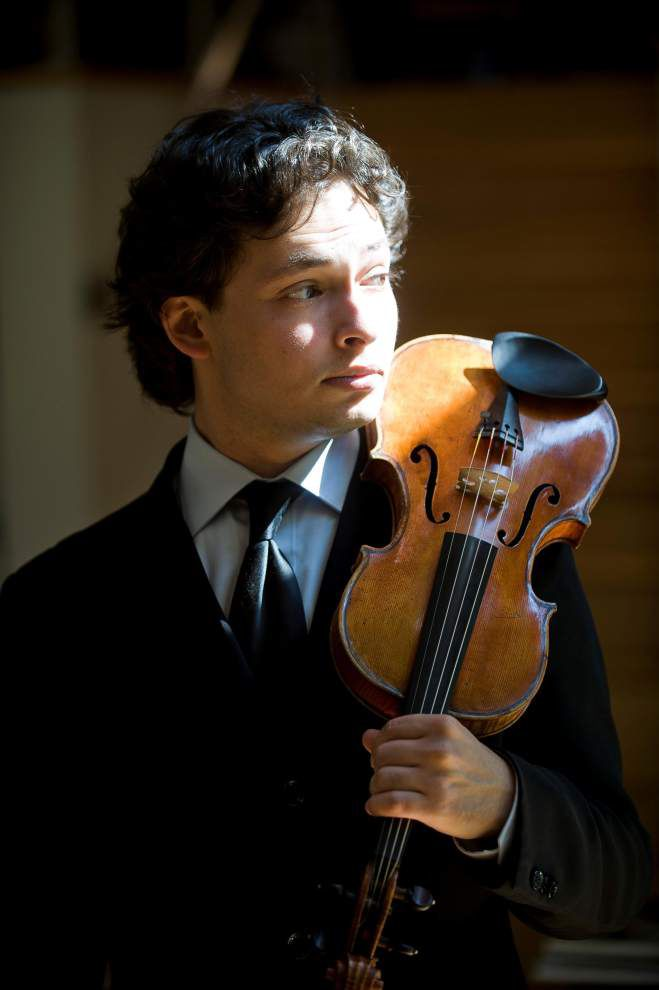 BR Symphony to feature Russian-American violinist _lowres