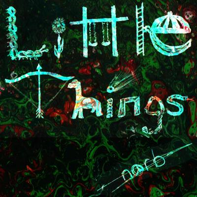 Norb 'Little Things' album cover