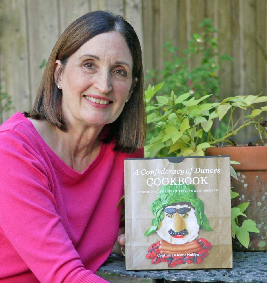 JP Library Lagniappe: Author of 'Dunces' cookbook talks about food, culture _lowres