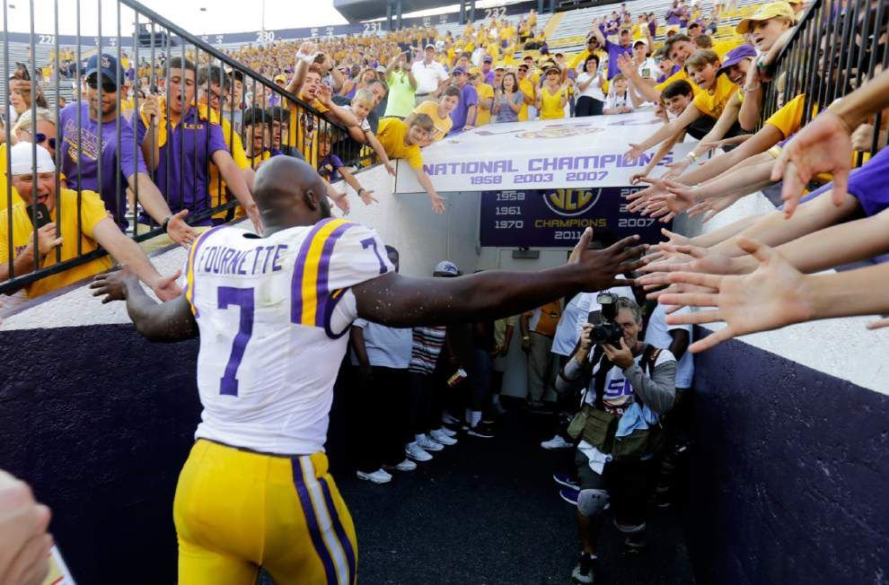 ESPN expert Mel Kiper Jr.: If eligible, LSU's Leonard Fournette would be top-rated NFL draft prospect this year _lowres