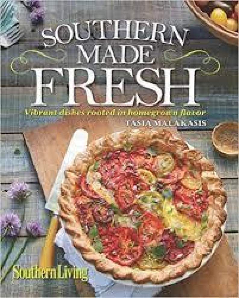 Side Dish: Cookbook showcases farm-to-table cooking _lowres