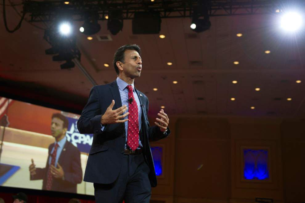 Gov. Bobby Jindal's campaign for president nets meager haul in third quarter _lowres