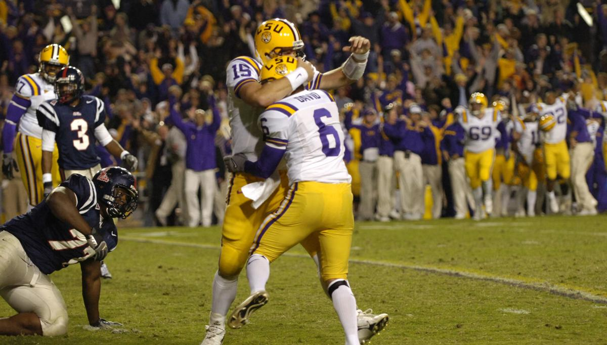 Miles gallery LSU-Ole Miss 2006