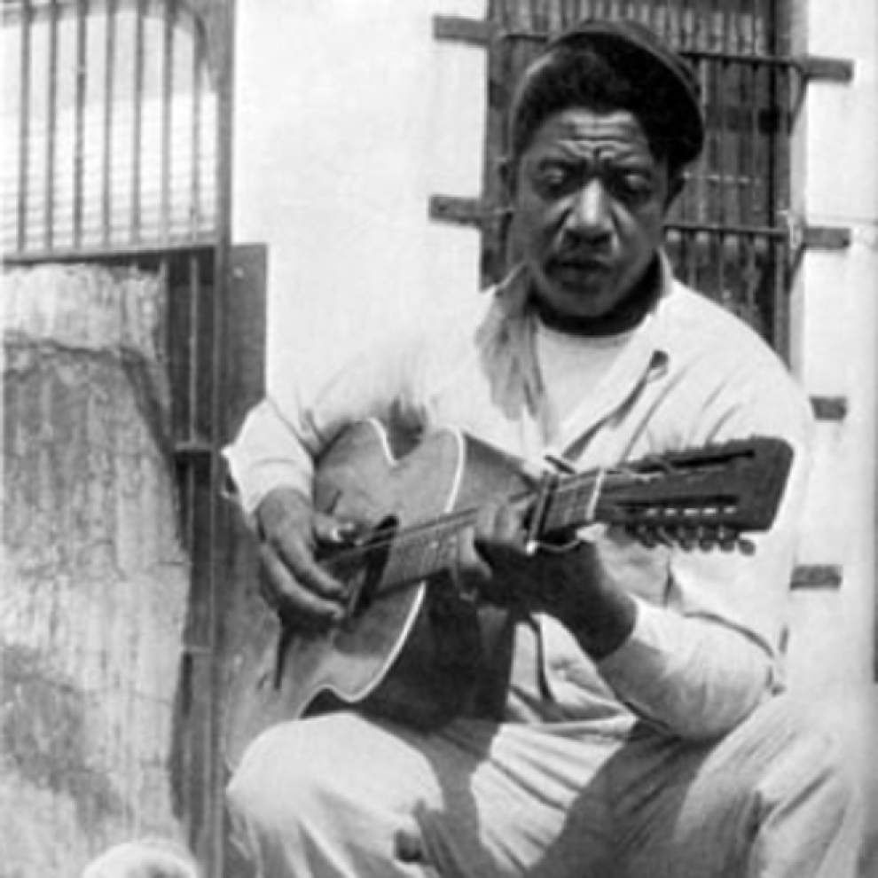 'Angola Bound Revisited': Experiences of 'Leadbelly' to be discussed at 'Prison Music of Louisiana' symposium _lowres