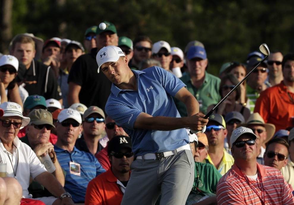 Rabalais: The Masters is still Jordan Spieth's to lose, but some Sunday drama may be coming our way _lowres