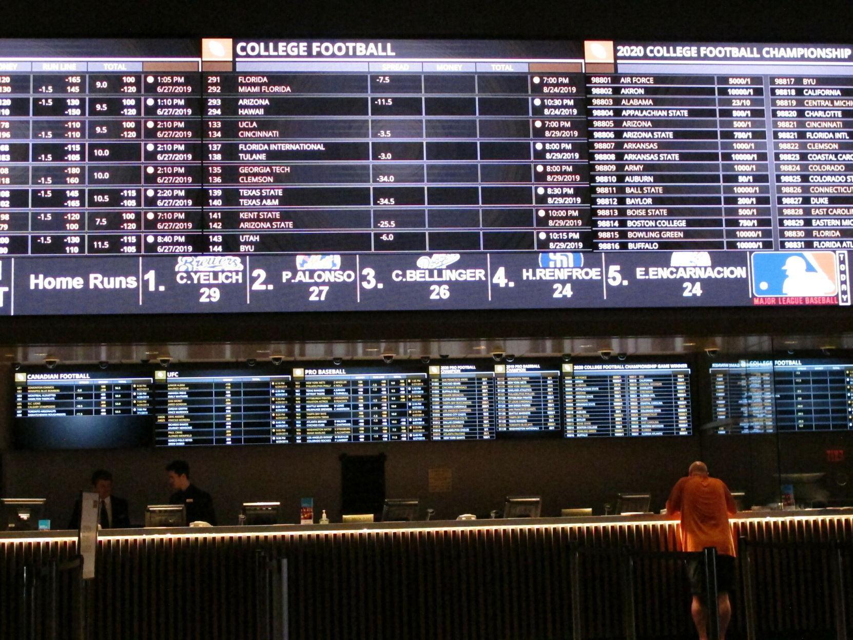 sports betting louisiana