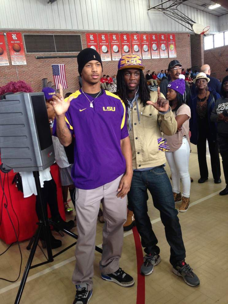 Riverdale's Donte Jackson on picking LSU: 'Prayed about it ... all signs pointed to' Tigers _lowres