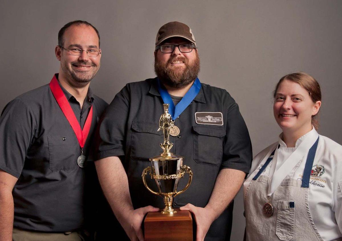 Brown Butter's Dayne Womax wins Gambit's Emerging Chef Challenge_lowres
