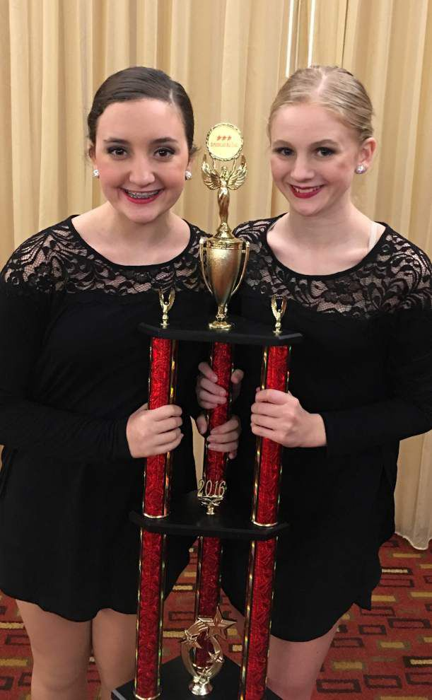 Archbishop Chapelle High School dance team wins state honors _lowres