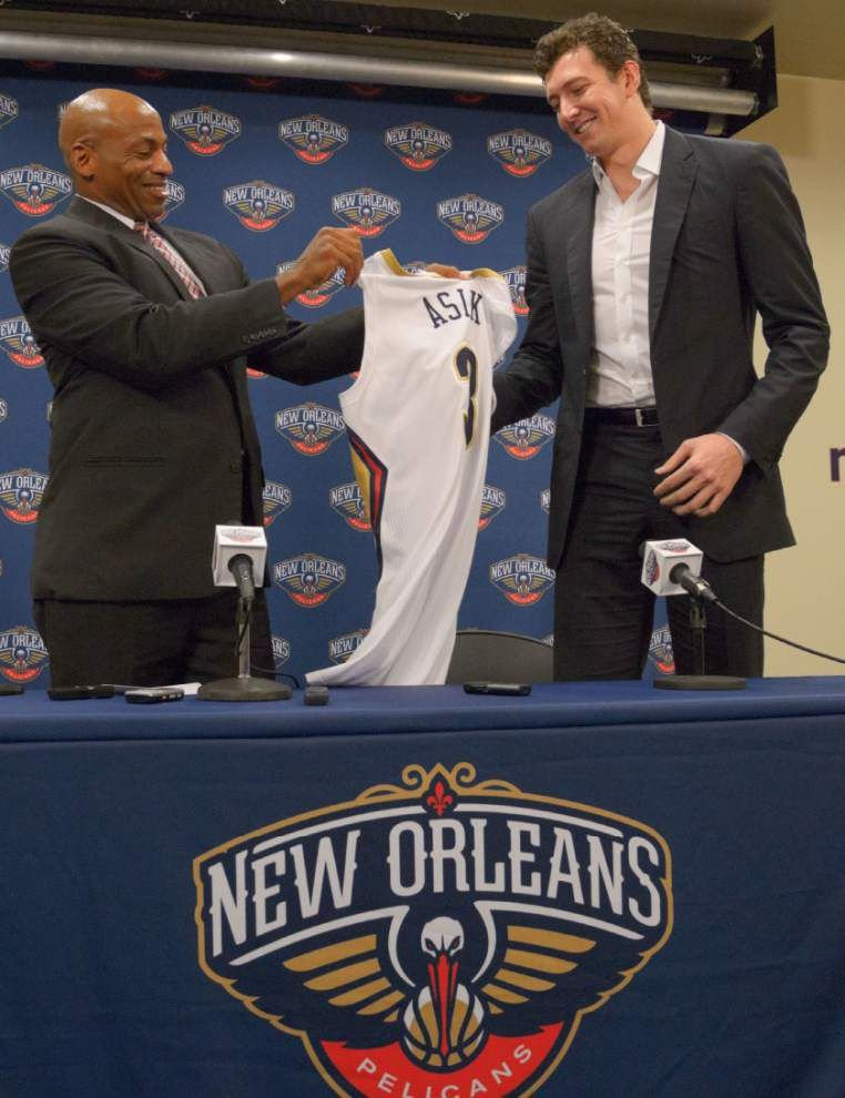 Who's new on the New Orleans Pelicans? And who went where? _lowres