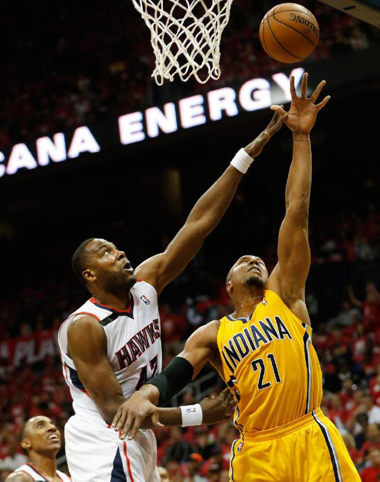 Pacers force Game 7; Kevin Durant erupts; Warriors tie series _lowres