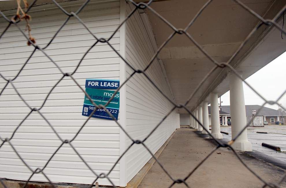 New Orleans City Hall blocked from seizing, selling Lake Terrace Shopping Center in Gentilly _lowres