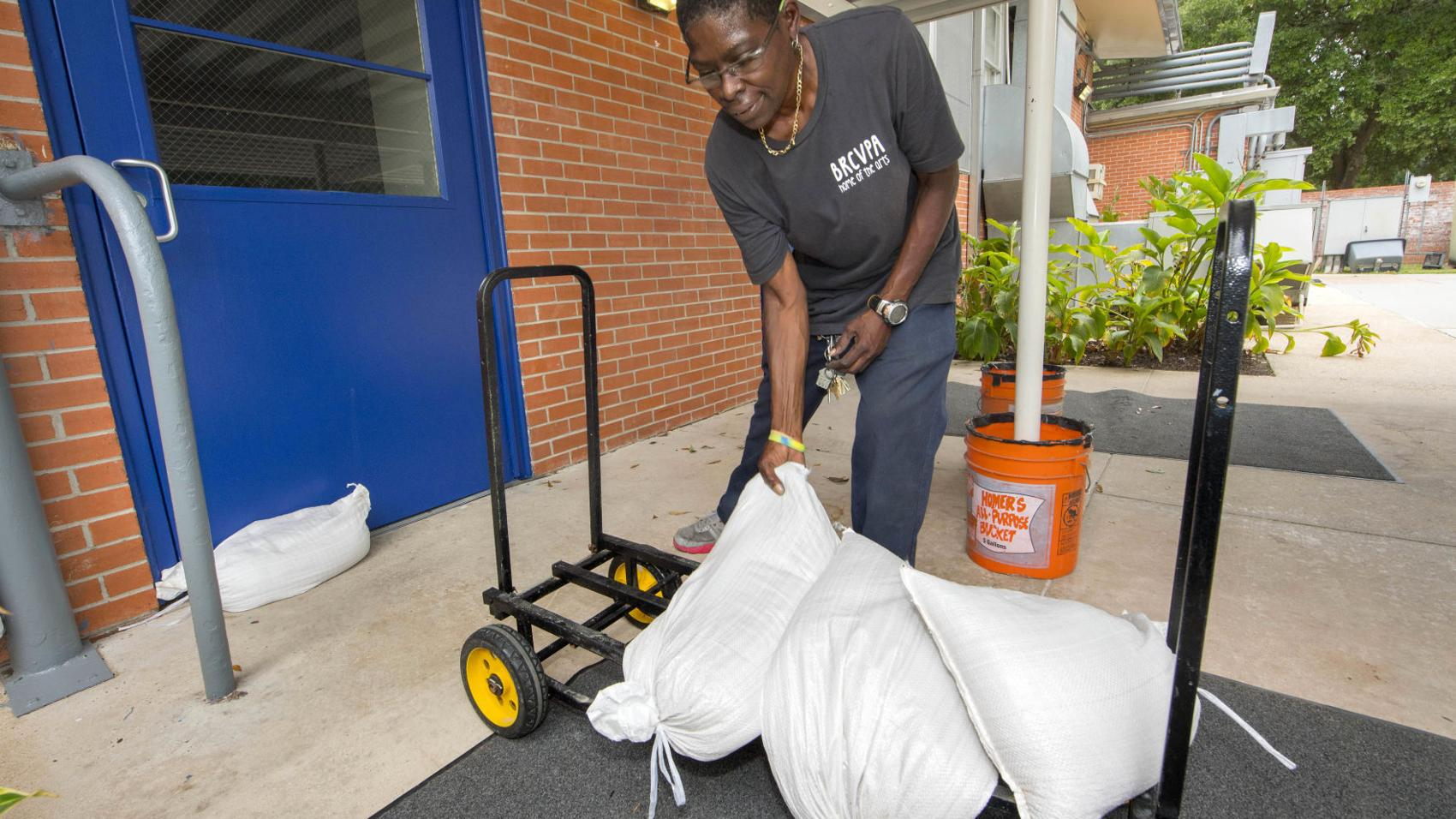 Photos, videos: 24 hours ahead of Tropical Storm Barry, Baton Rouge area prepares to hunker down