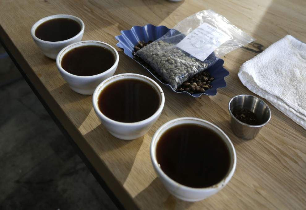 The buzz on caffeine in coffee: A genetic quirk _lowres