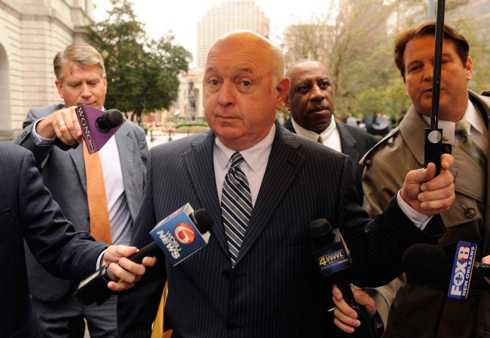 Imprisoned Ex-Jefferson Parish President Aaron Broussard to work for group organizing Bible studies, prayer meals _lowres
