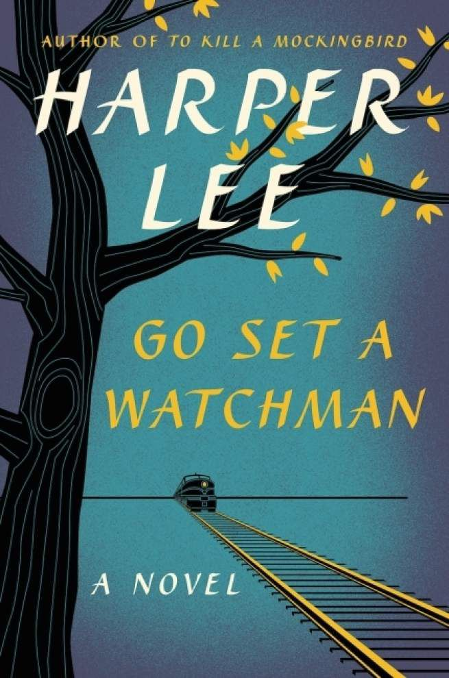 Review: Harper Lee's 'Go Set a Watchman' best viewed as a glimpse into the writing process of 'Mockingbird' _lowres