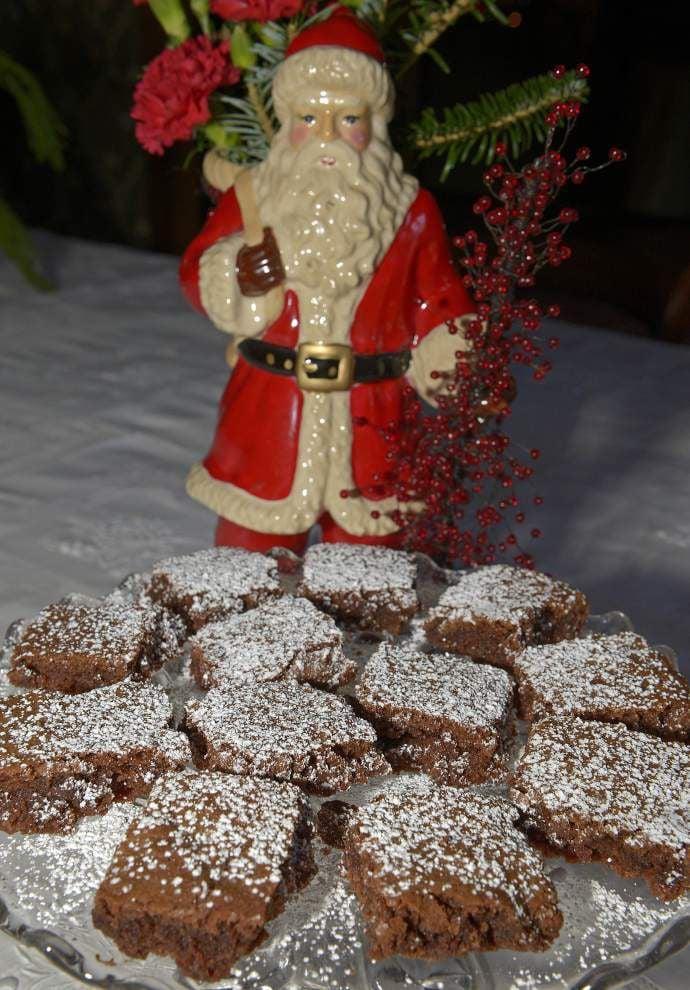 Chocolate Fudge Brownies _lowres