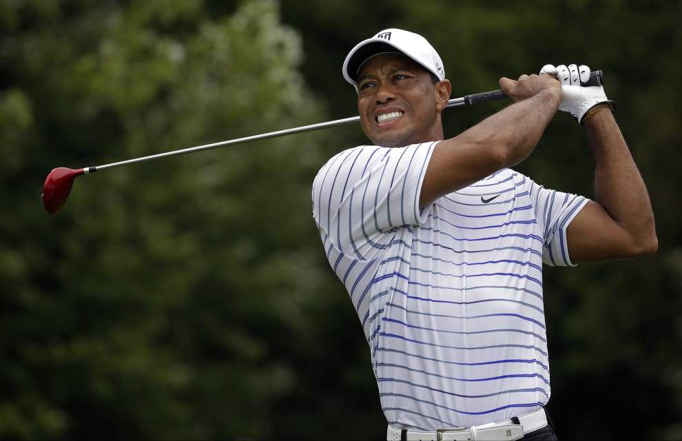 Litke: Tiger Woods not done in majors, but he's close _lowres