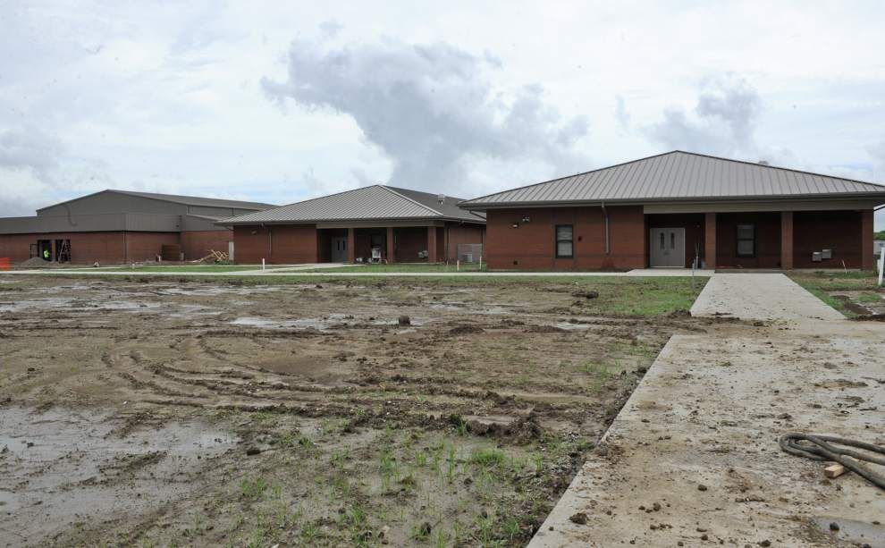 North Vermilion Middle students' move to new school to end classroom sharing with the high school _lowres