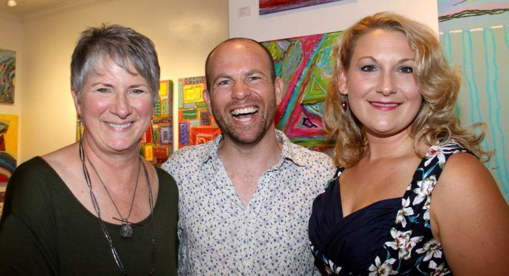 Steven Forster's Party Central: June openings at Ariodante _lowres