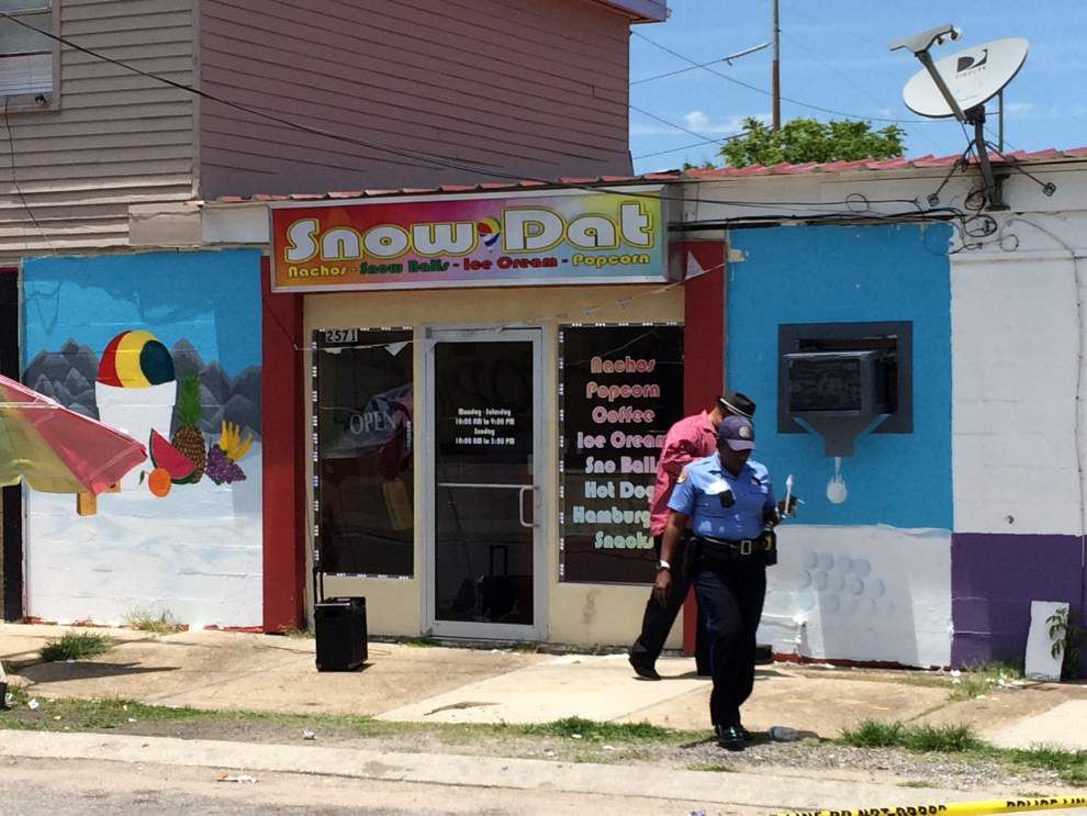 NOPD: Two men shot in St. Roch Wednesday over fight about money near snoball stand _lowres