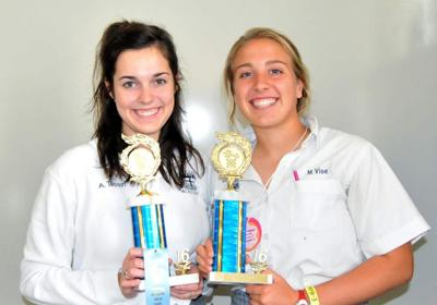 Ursuline math students win 7 awards in state competition _lowres