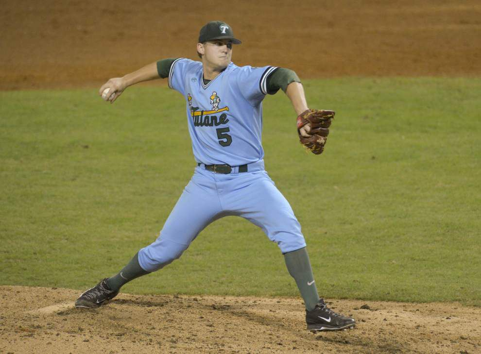 Green Wave seeking win over Southern Miss but also wants to save its arms _lowres