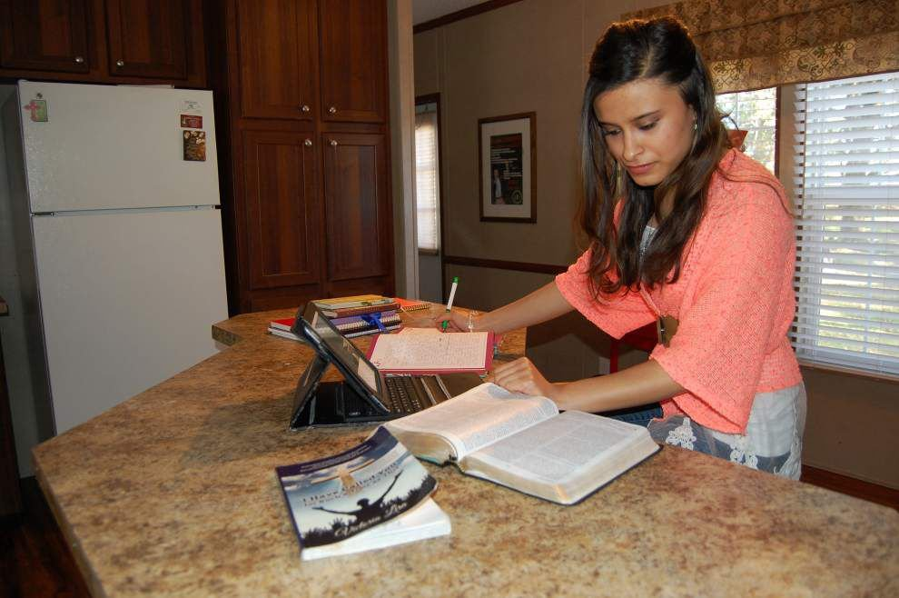 Teen hopes to inspire young people with book of devotionals _lowres