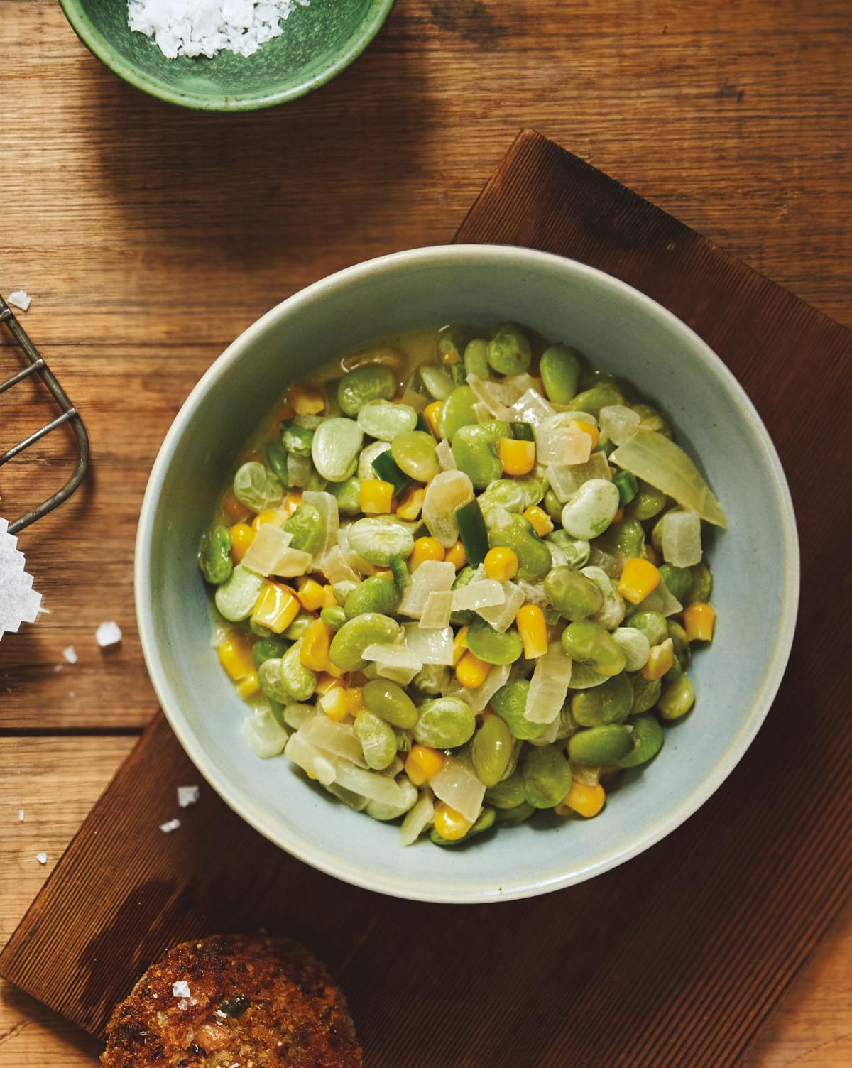 Side Dish: Recipe for Sweet Corn Succotash   Food