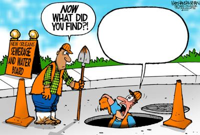Walt Handelsman: New Cartoon Caption Contest!
