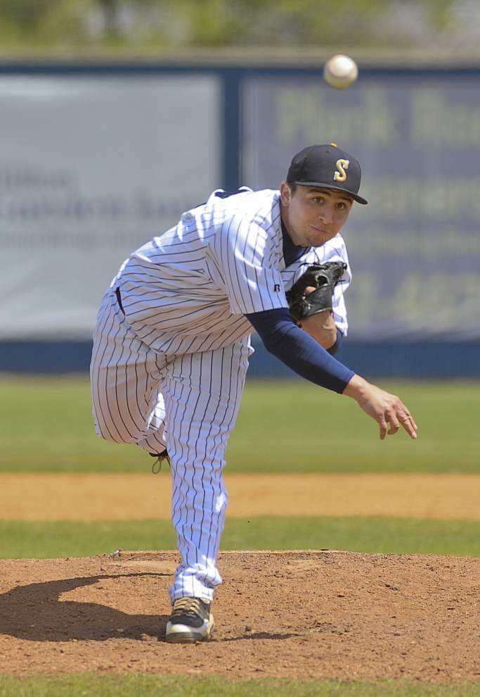 Southern baseball team looks to bounce back; series against Texas Southern starts Friday _lowres
