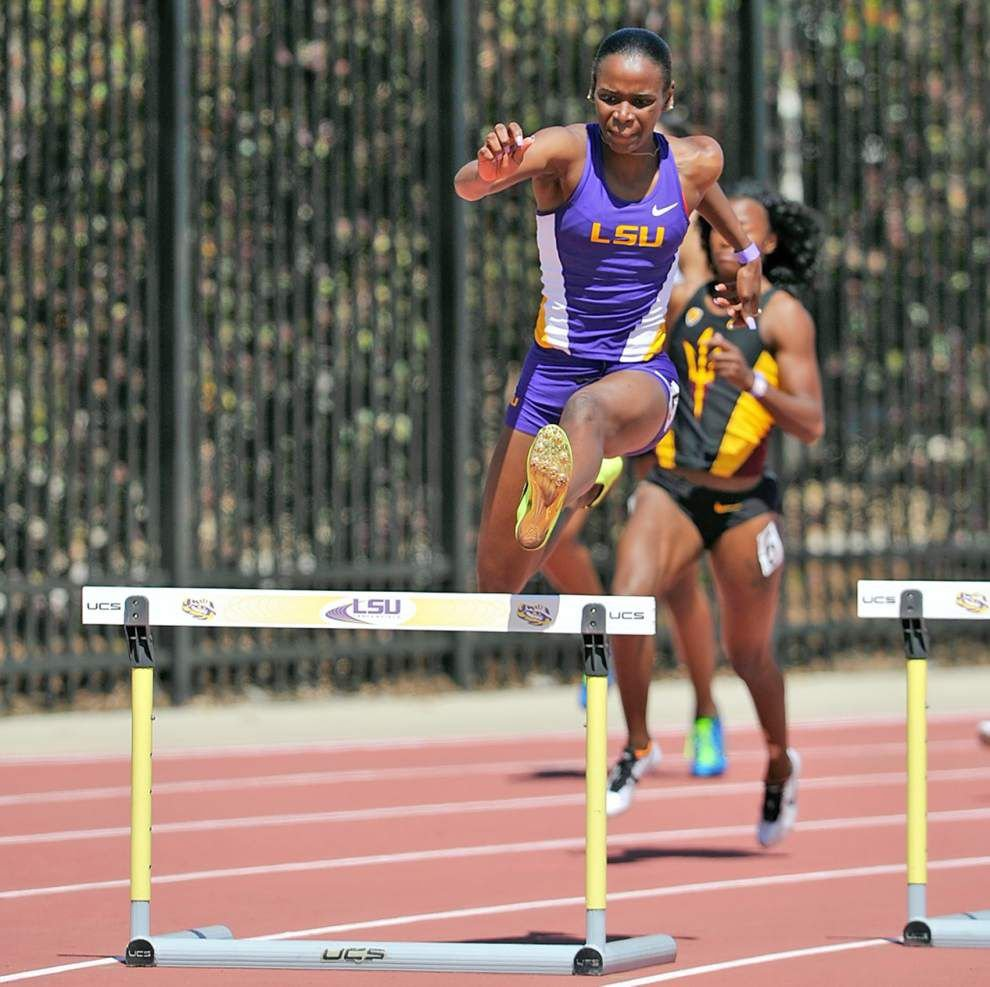 LSU track teams try to keep focus on clearing NCAA East preliminary hurdle _lowres