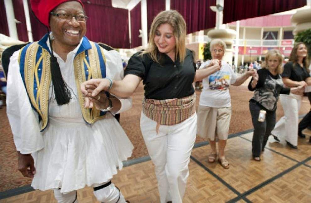 Video: Baton Rouge hosts Greek Fest _lowres