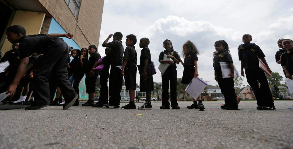 Officials say New Orleans charter school tried to cheat on exams, funding formula _lowres